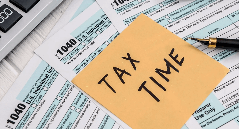 cover is time to filling taxes 2021